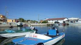 Fishermen Docks at South Caicos