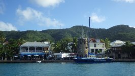 Christiansted Tourist Waterfront