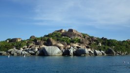 The Baths Virgin Gorda BVI
