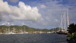 Simpson Bay Lagoon Sint Maarten