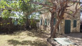 Quiet Statia Courtyard