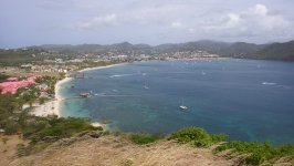 Rodnely Bay St Lucia