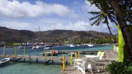 Docks Admiralty Bay Bequia