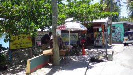 Tiny Stoes at Hillsborough Carriacou