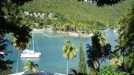 Marigot Harbour St Lucia