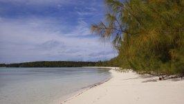 Powell Cay Bahamas