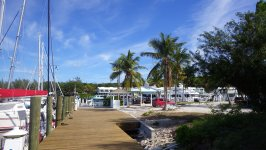 Gereat Harbour Cay Marina